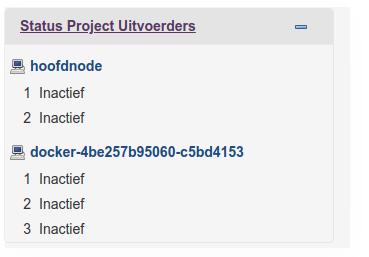 Docker Agent node
